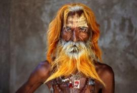 Steve Mc Curry, RABARI-TRIBAL-ELDER-INDIA-2010-1-C31952